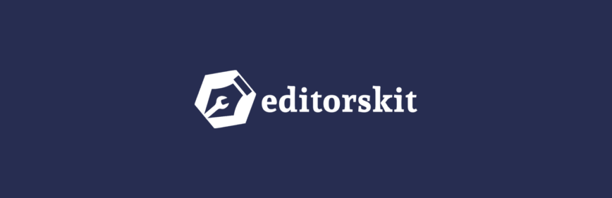Extendify is taking over the EditorsKit plugin and add-ons, ShareABlock, and other tools